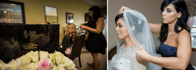 Buffalo Salon For Brides Wedding Guests